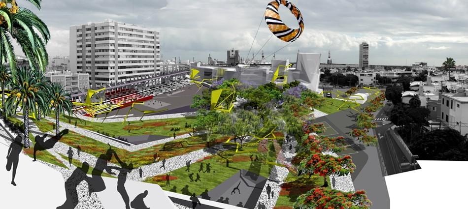 [Estadio Insular. Parque Urbano] NEWS